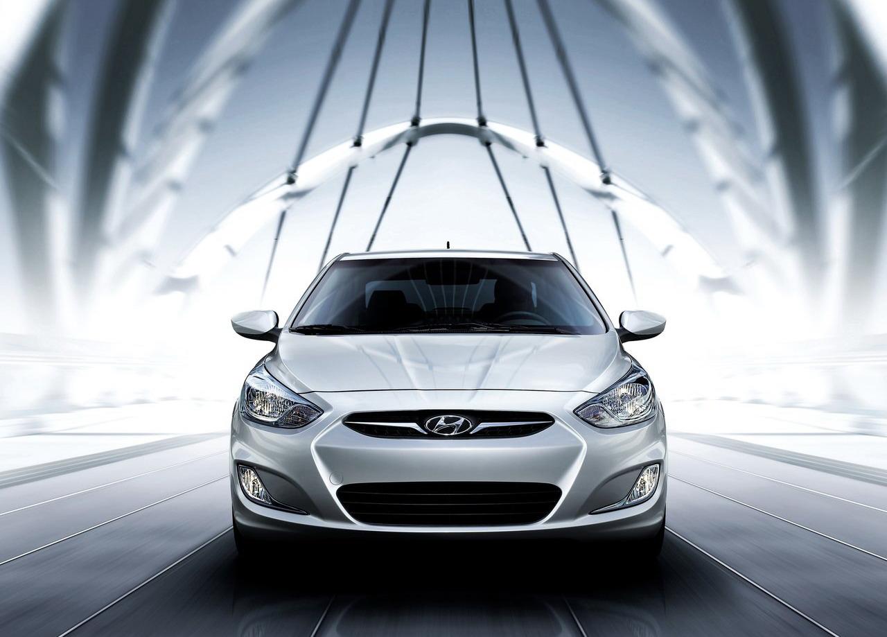 Hyundai Accent Desktop Backgrounds 1280x919