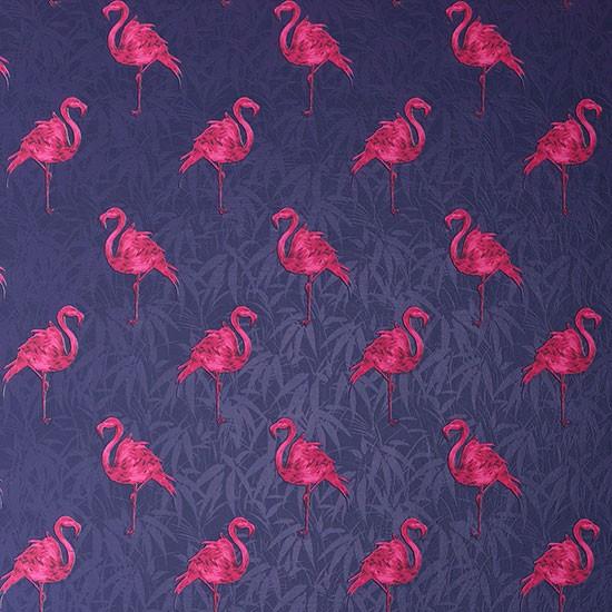 Flamingo Print Wallpaper Flamingo Wallpaper From Graham 550x550