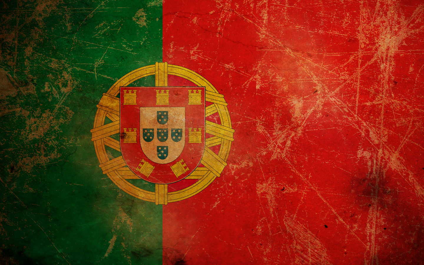 Download the Portugal Flag Wallpaper Portugal Flag iPhone 1440x900