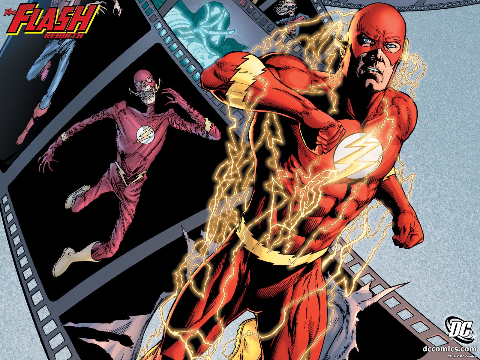 The Flash Rebirth Google Skins The Flash Rebirth Google Backgrounds 1600x1200