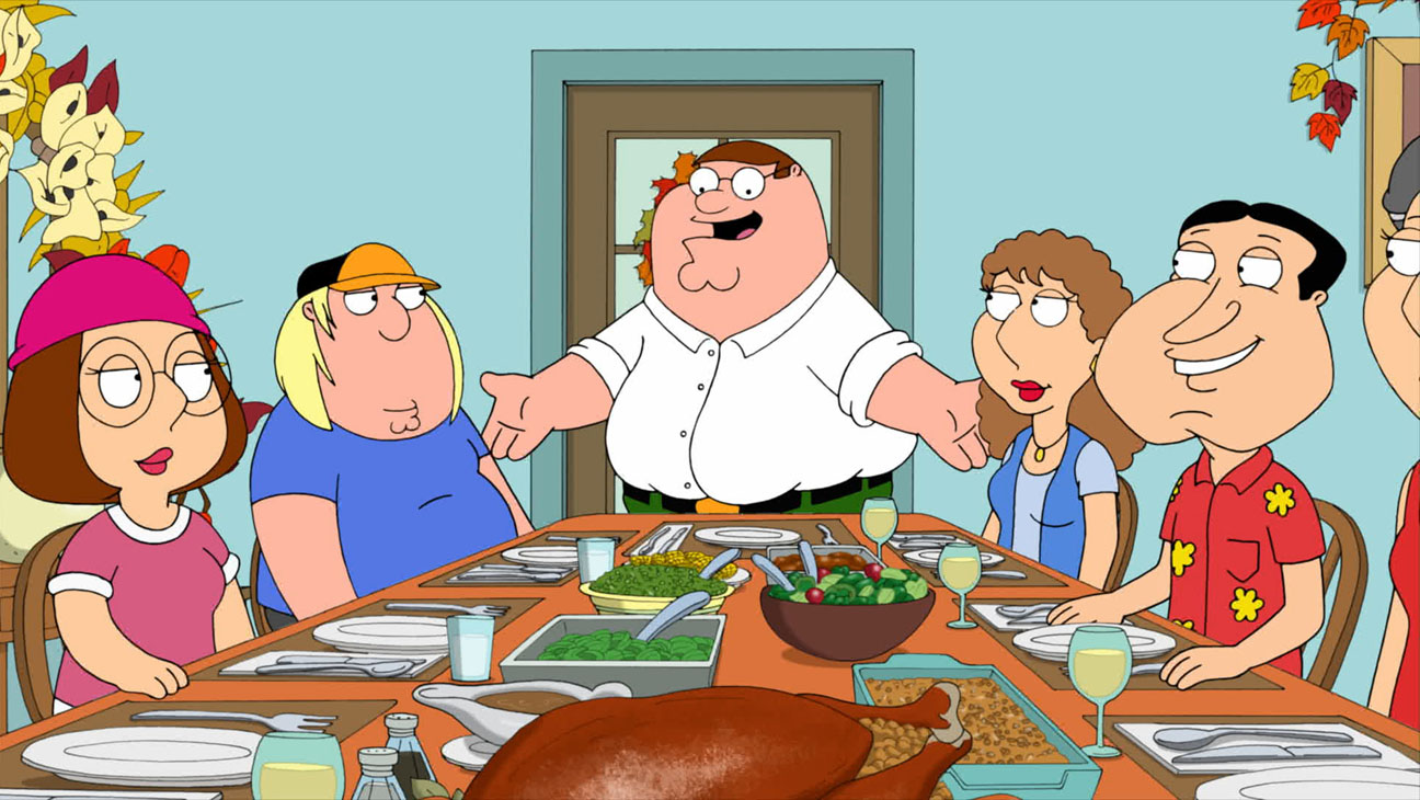 family guy one big dysfunctional family Dysfunctional familyunknown a group of people who are all radically different, but are closely-knit friends often include people such as: the slutty barbie, the jarhead, the wiseass comedian, the slightly insane asian kid, the big guy with a heart of gold liz: we're all just one big dysfunctional family.