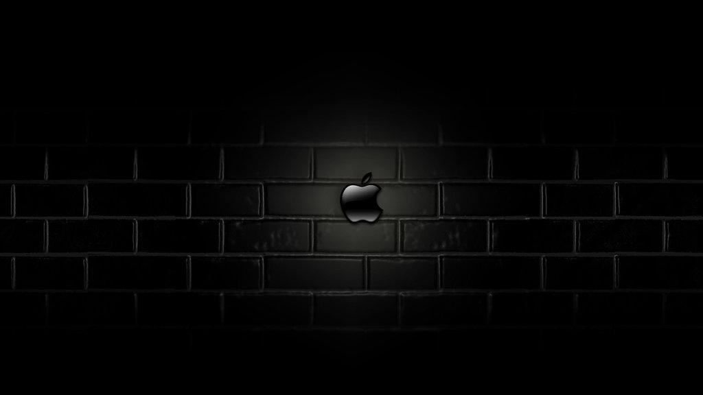 1024x576px Mac Black Wallpaper Wallpapersafari