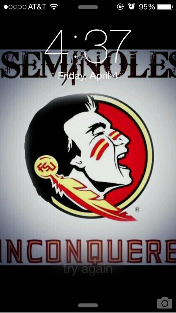 Fsu Logo Wallpaper my new wallpaper because 576x1024