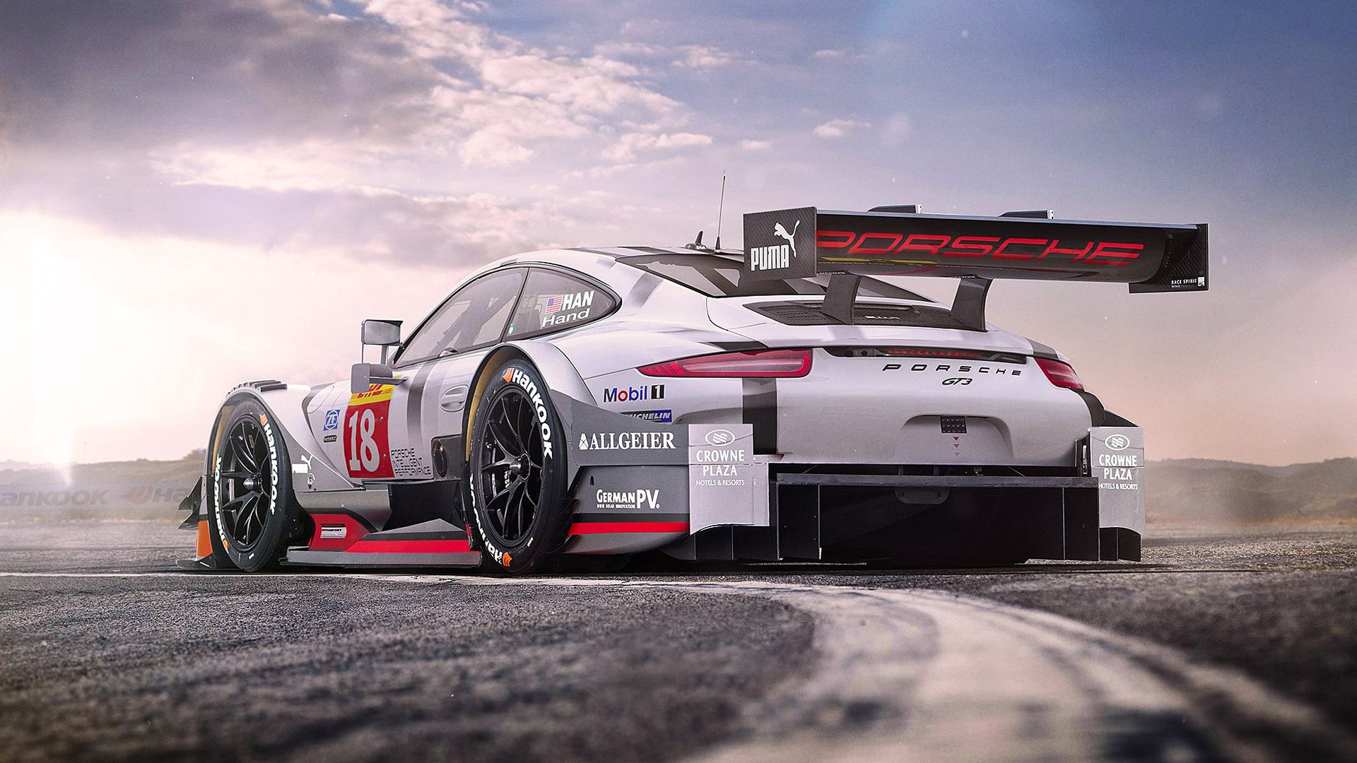 Porsche Racing Wallpapers   Top Porsche Racing Backgrounds 1920x1080
