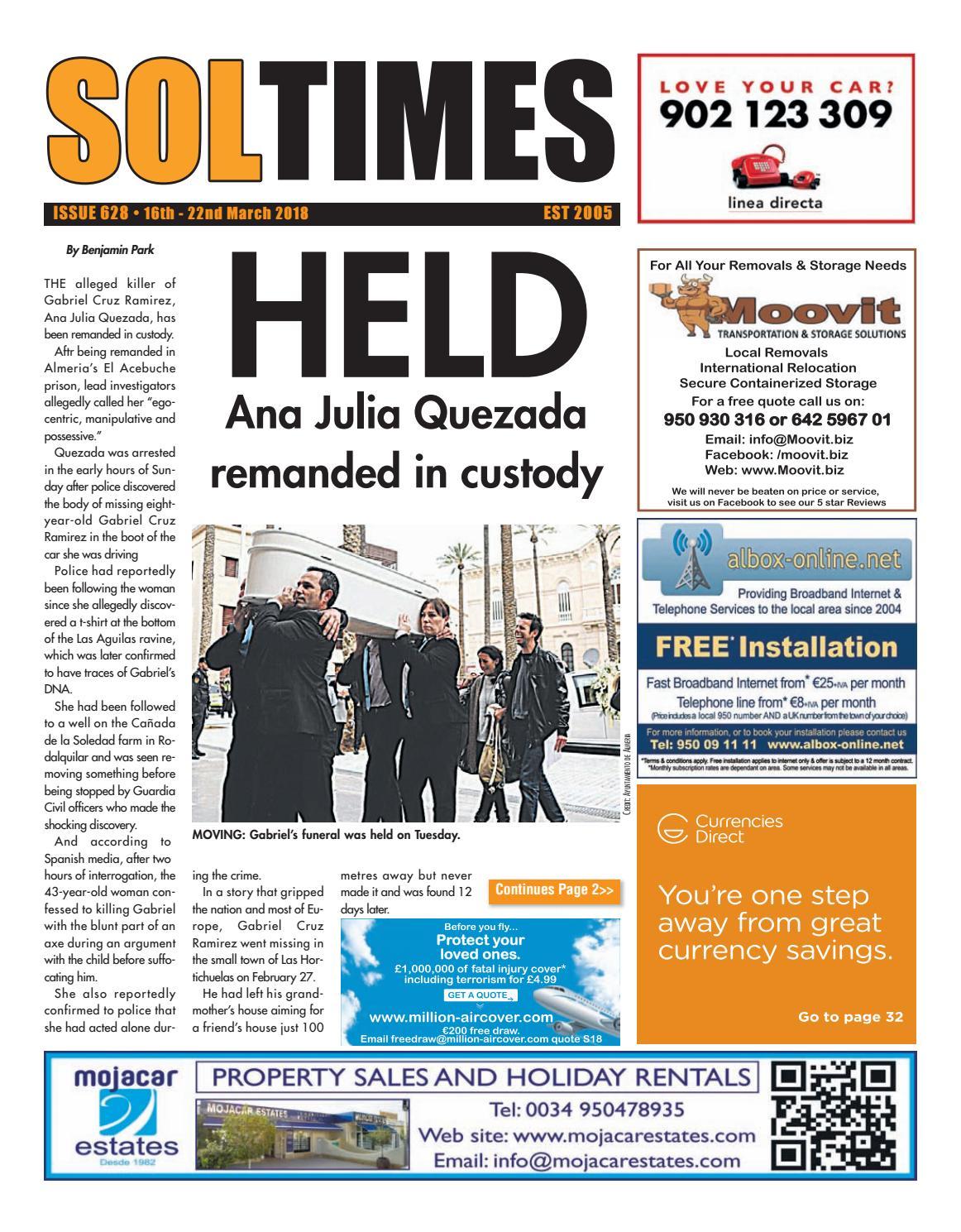 Soltimes Almeria Issue 628 by Sol Times   issuu 1162x1489