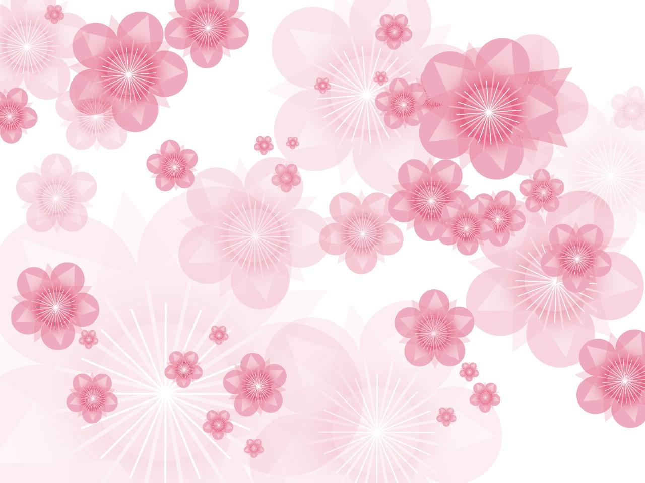 Pink Flower Background Tumblr Wallpaper