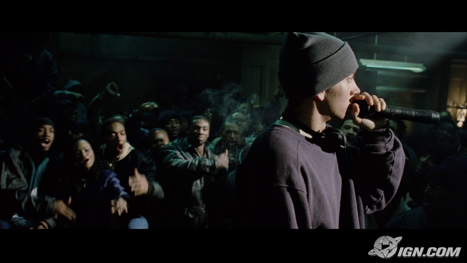 27 Eminem 8 Mile Wallpaper Hd On Wallpapersafari