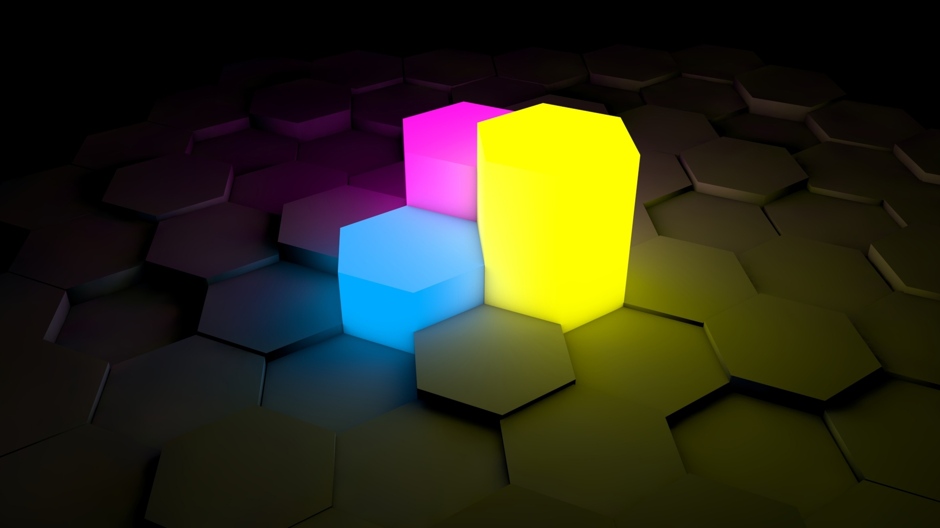 Neon Surface 3D Wallpaper   HQ Wallpapers download 100 high 1920x1080