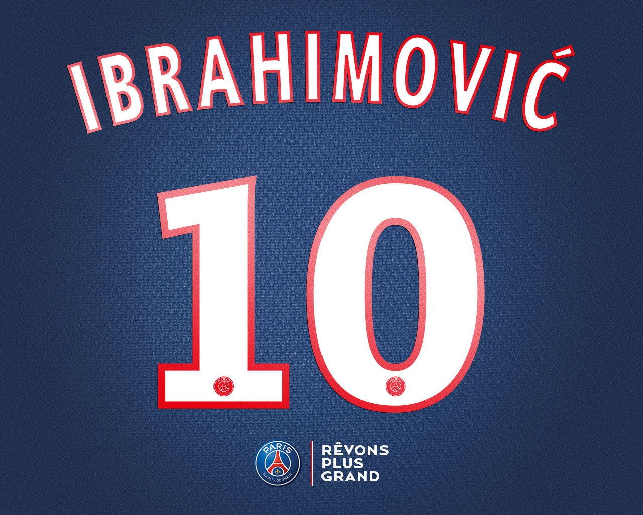 Ibrahimovic Zlatan   Player sheet   First Team   PSGfr 1280x1024