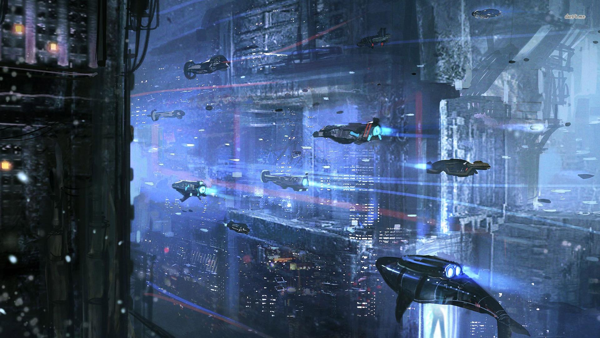 Cyberpunk Wallpaper HD 1920x1080 1920x1080