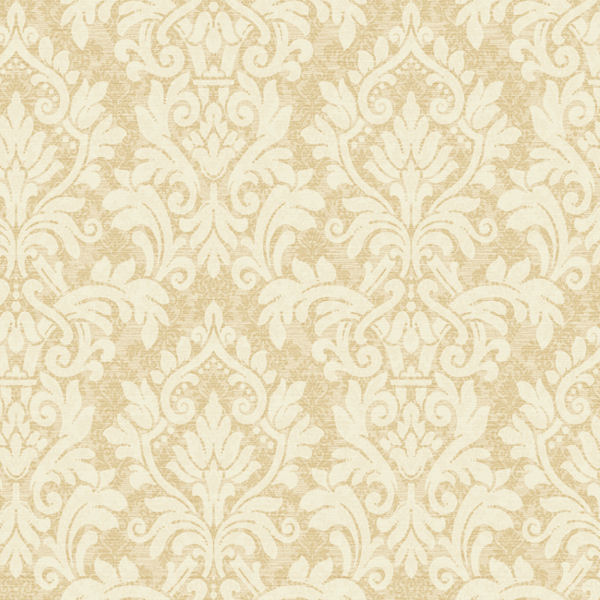 Gold Layered Damask Wallpaper   Wall Sticker Outlet 600x600