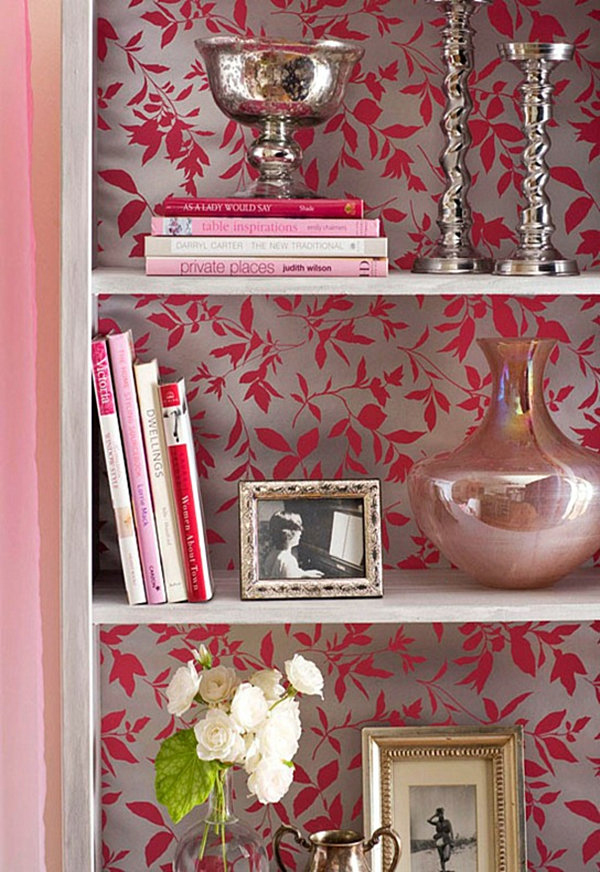 Decorative Use of Wallpaper Furnish Burnish 600x872