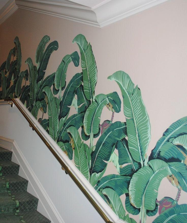 Escalera beverly hills hotel Vintage Beverly Hills Pinterest 736x875