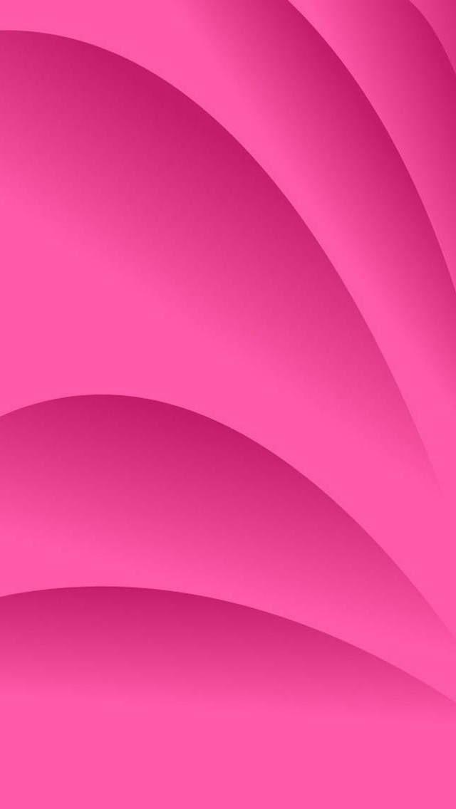 Plain pink iPhone wallpapers Pinterest 640x1136