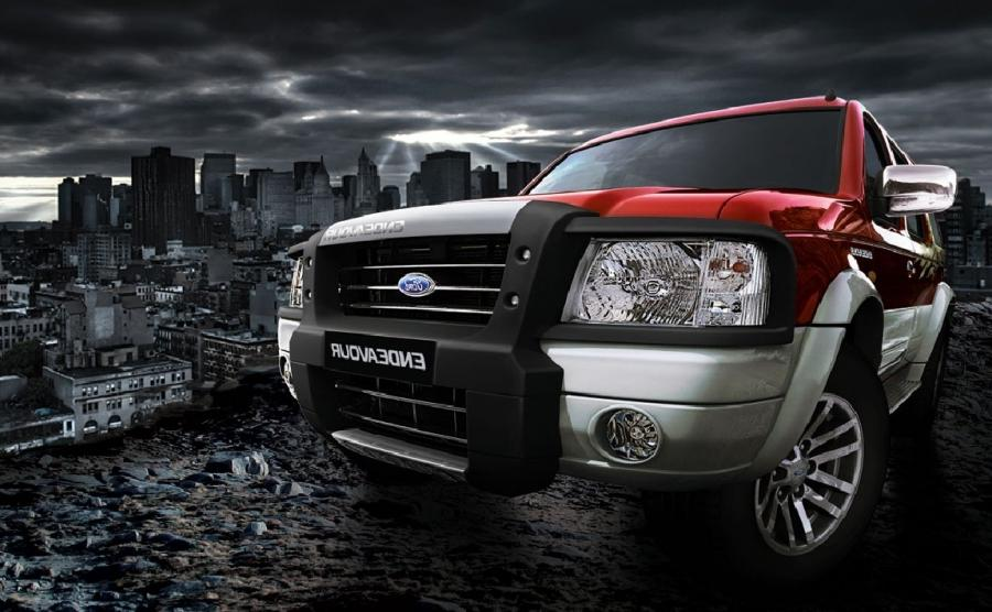 Ford endeavour photos wallpapers 900x556