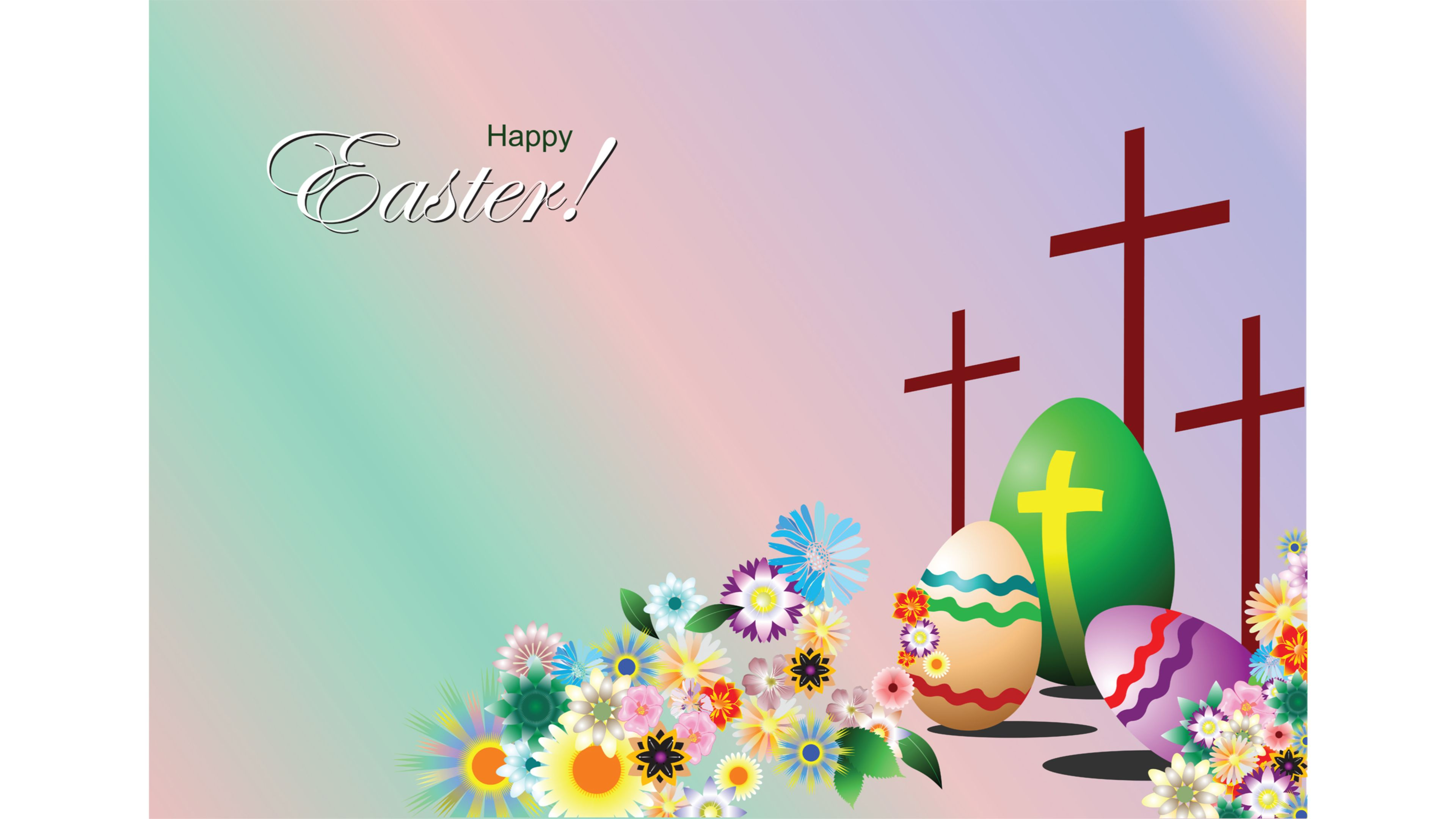 Free christian easter wallpaper wallpapersafari - Christian easter images free ...