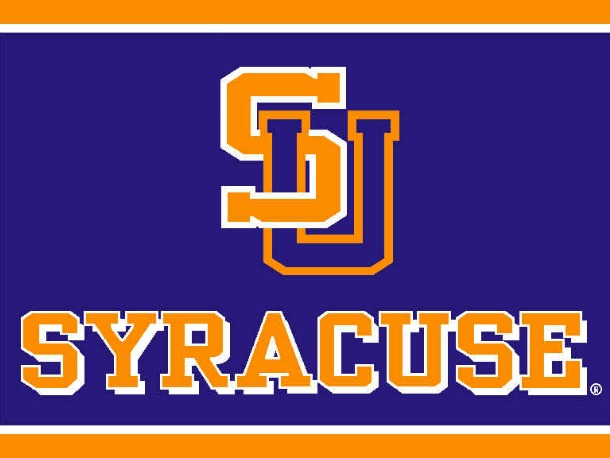 Syracuse Logo Picture   College Photo 23424 610x458