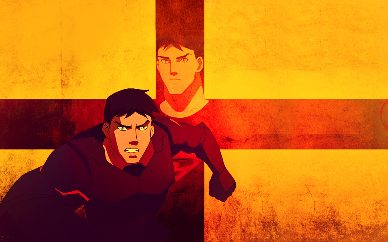 Young Justice   Superboy wallpaper 1280x800 1280x800