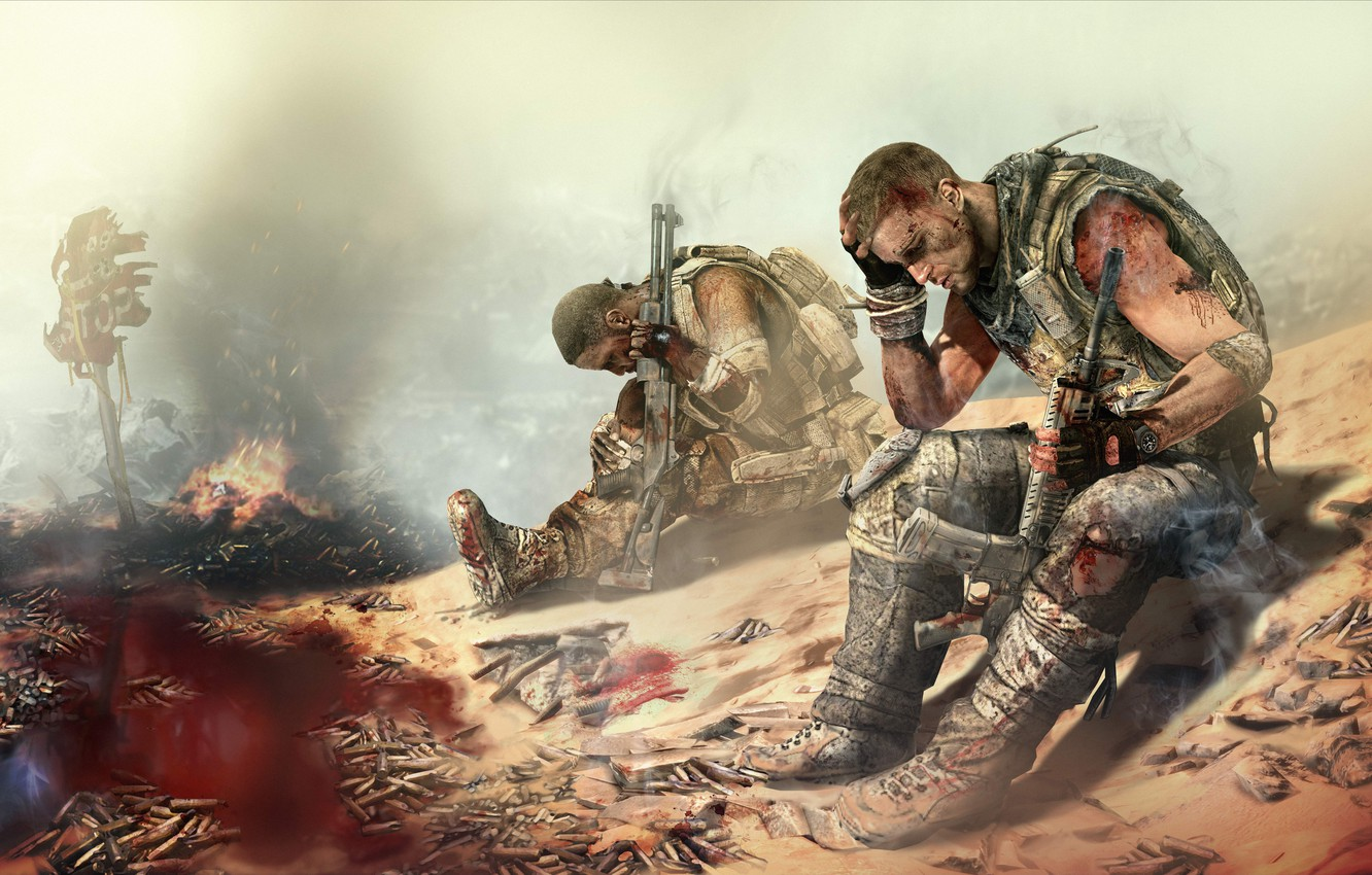 Wallpaper Game Spec Ops The Line 2K Games images for desktop 1332x850