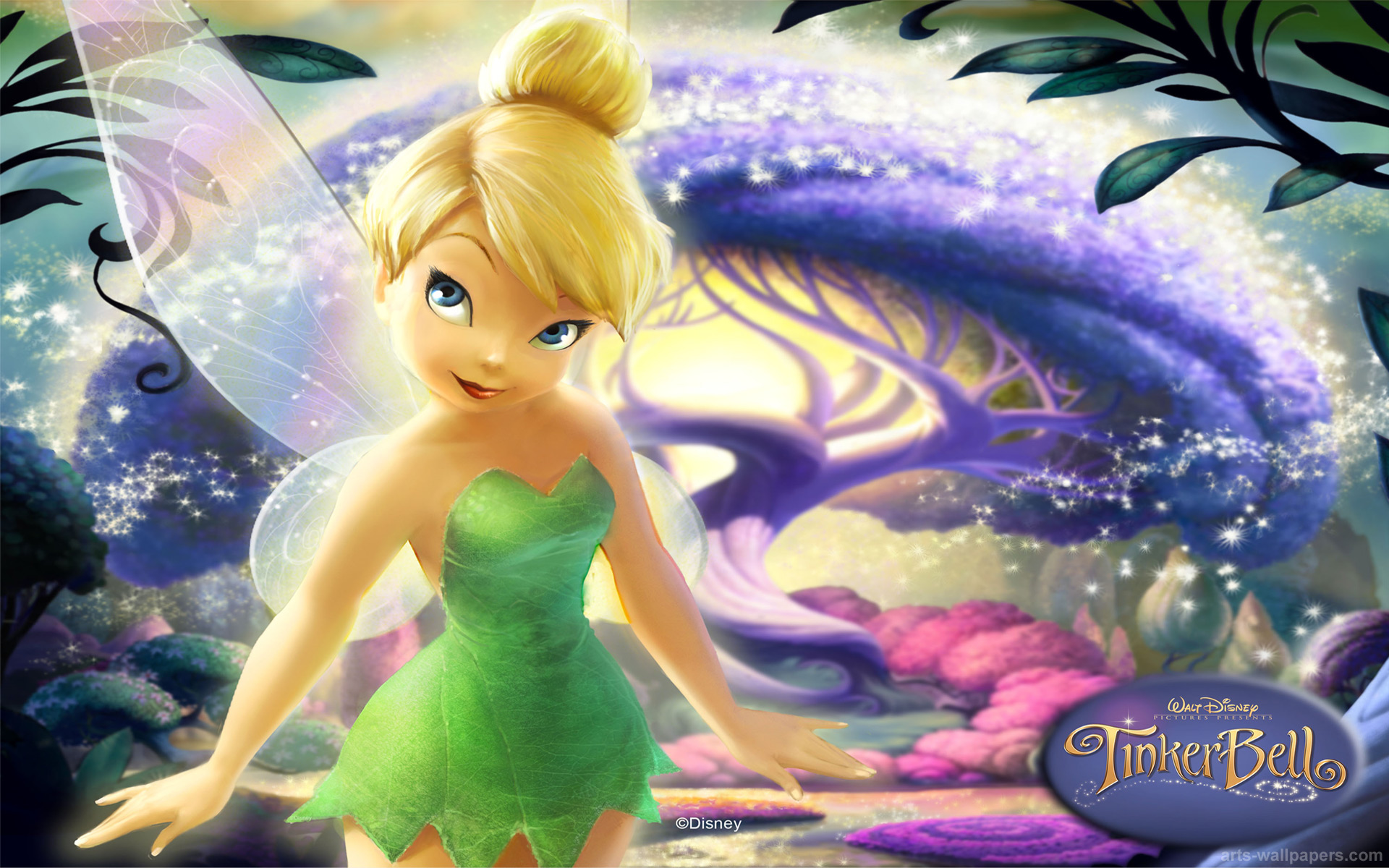 Tinkerbell Wallpaper 1920x1200