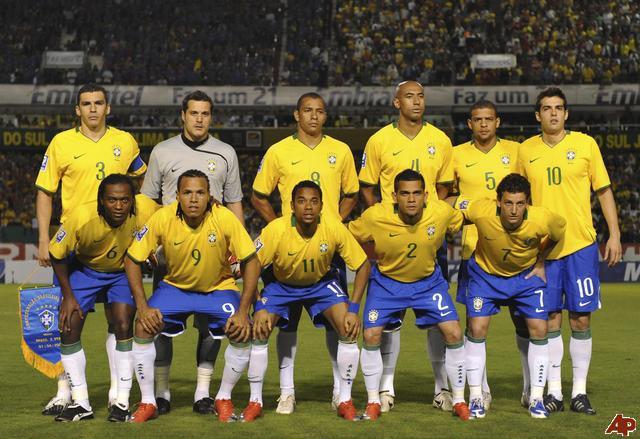Brazil Soccer Team Brazil Soccer TeamFans 640x439