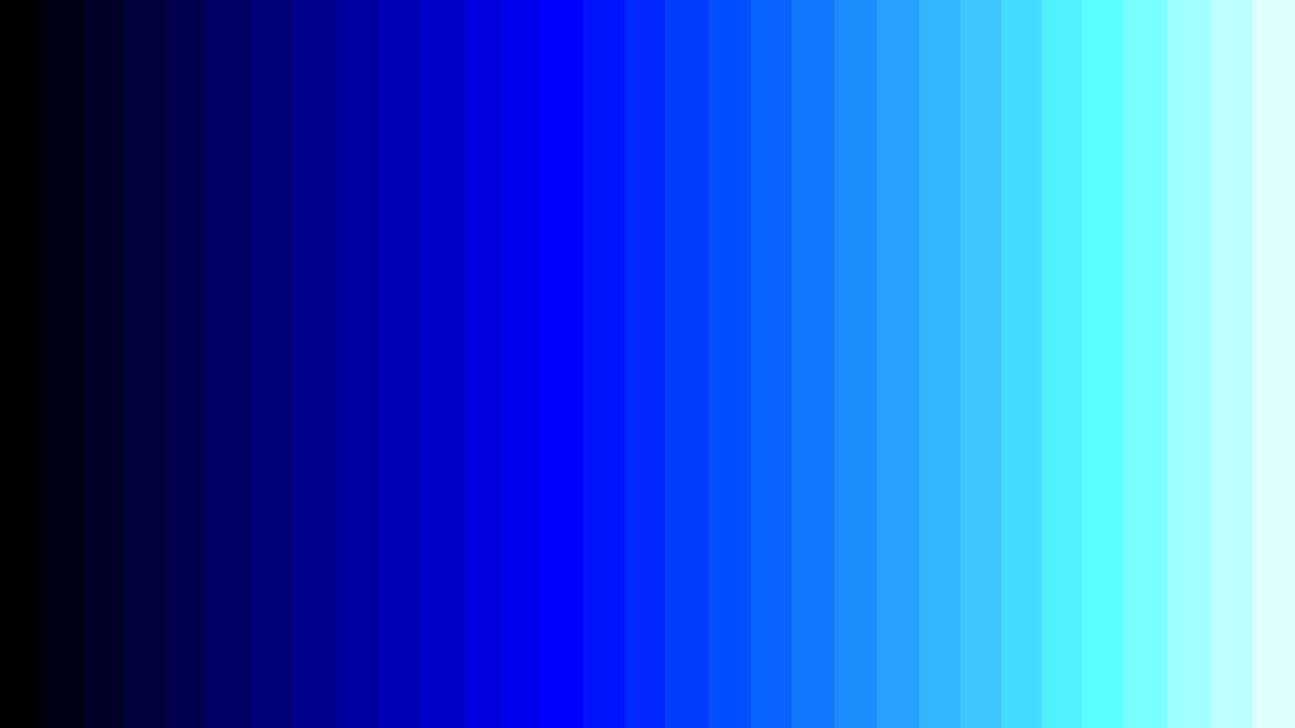 Blue colour gradient wallpaper by frostyvamp 1191x670