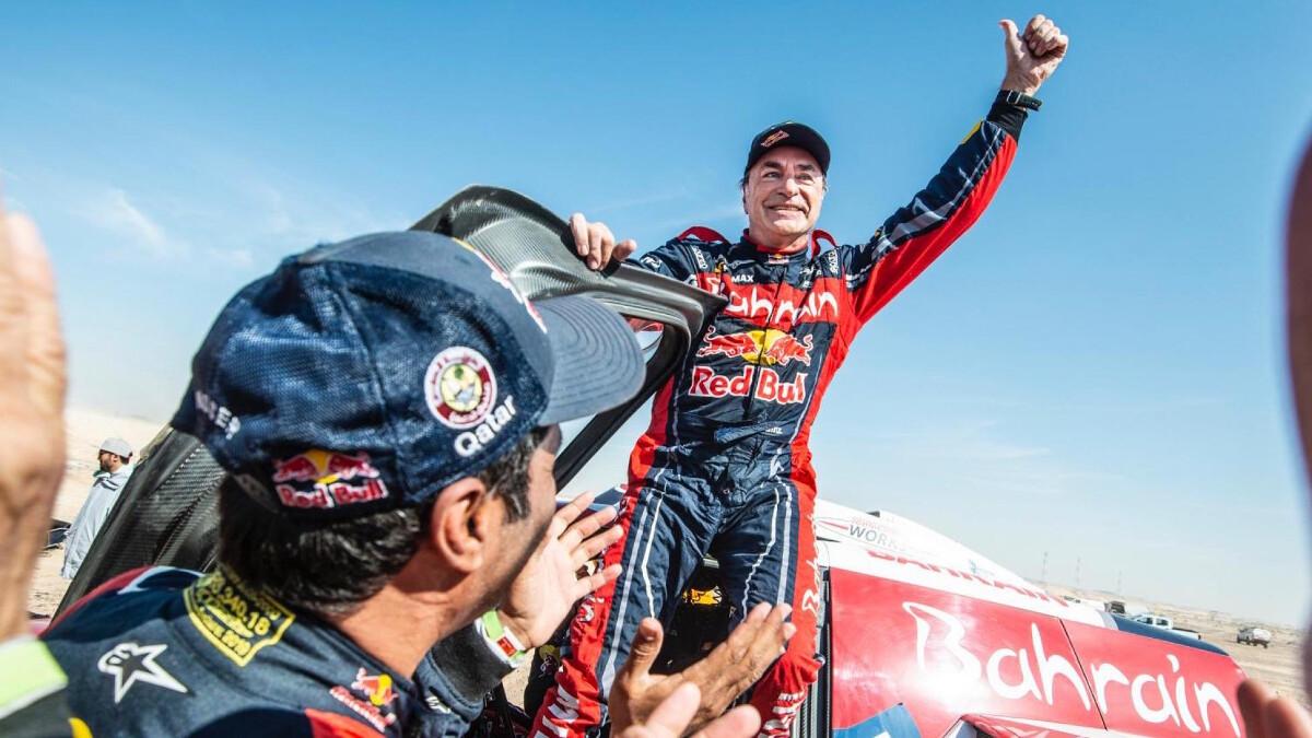 Carlos Sainz wins 2020 Dakar Rally with Mini 1200x675
