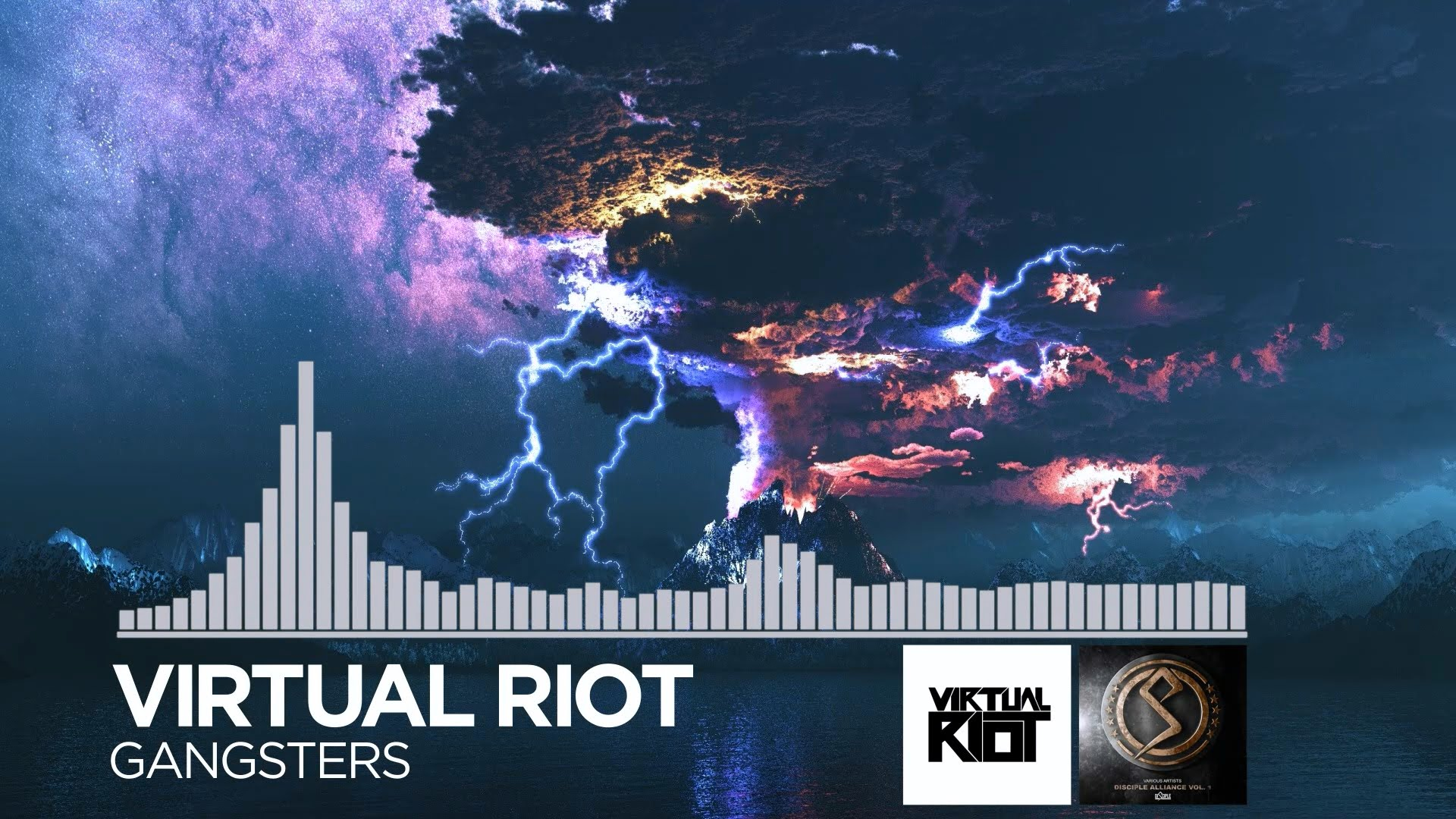 EDM] Virtual Riot   Gangsters [Disciple Recordings] 1920x1080