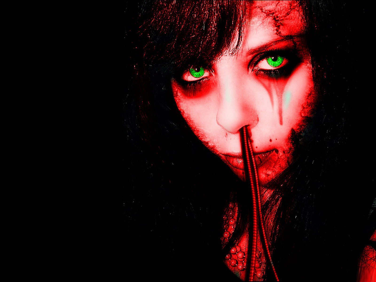 gothic horor wallpapers Scary Wallpapers 1600x1200