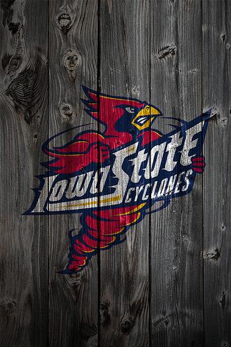 Iowa State Cyclones Wallpaper Iowa state cyclones wood 333x500