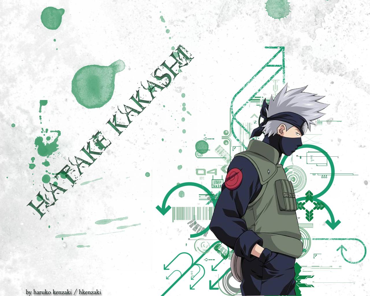 Kakashi  sensei   Kakashi Wallpaper 22605437 1280x1024