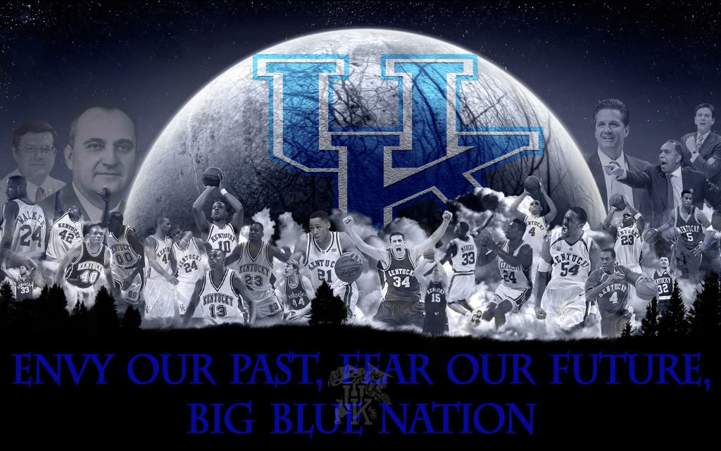 University Of Kentucky Iphone Wallpaper Kentucky Basketball Wa...