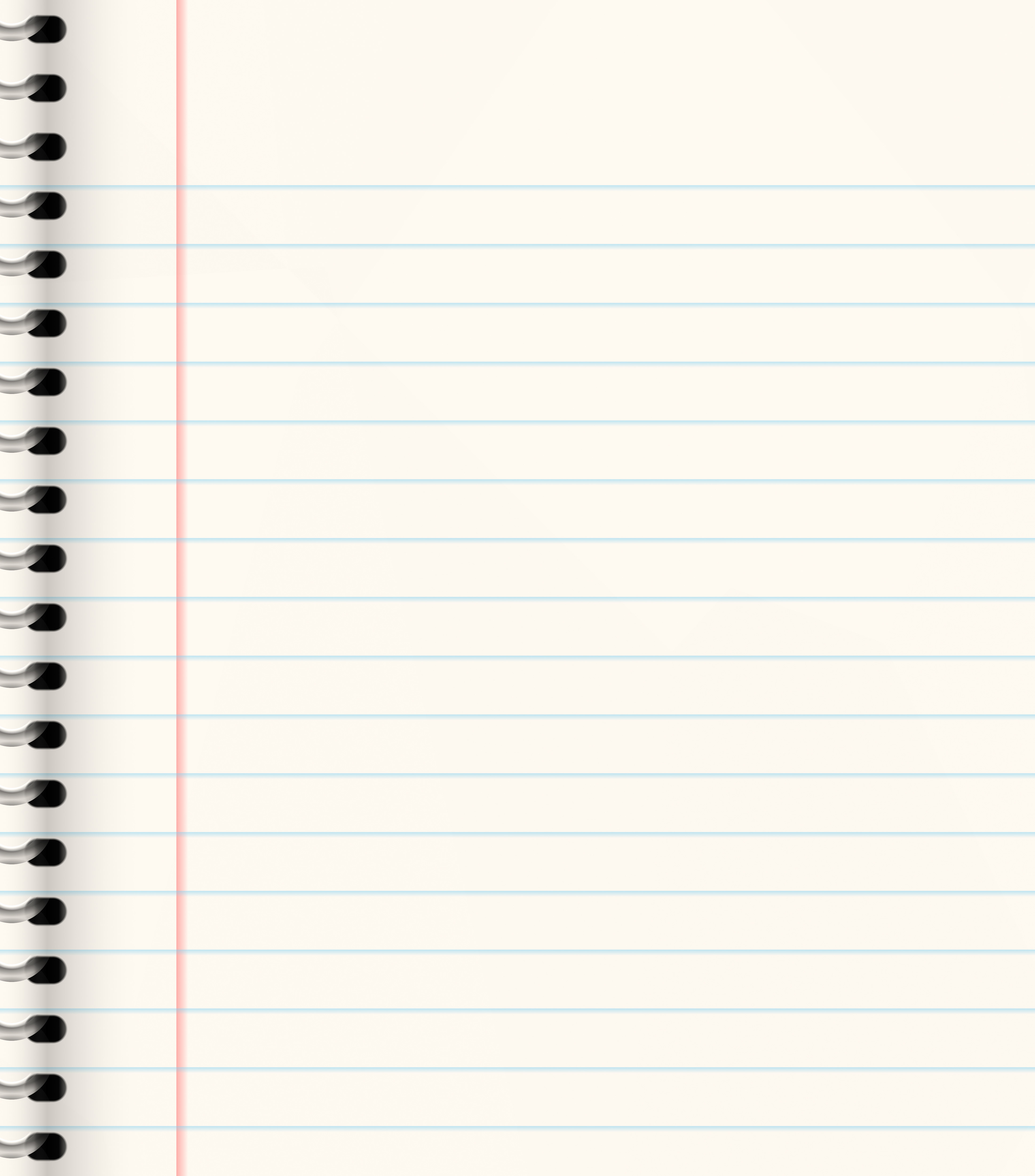 image of a book of ruled or lined paper background www 4401x5000