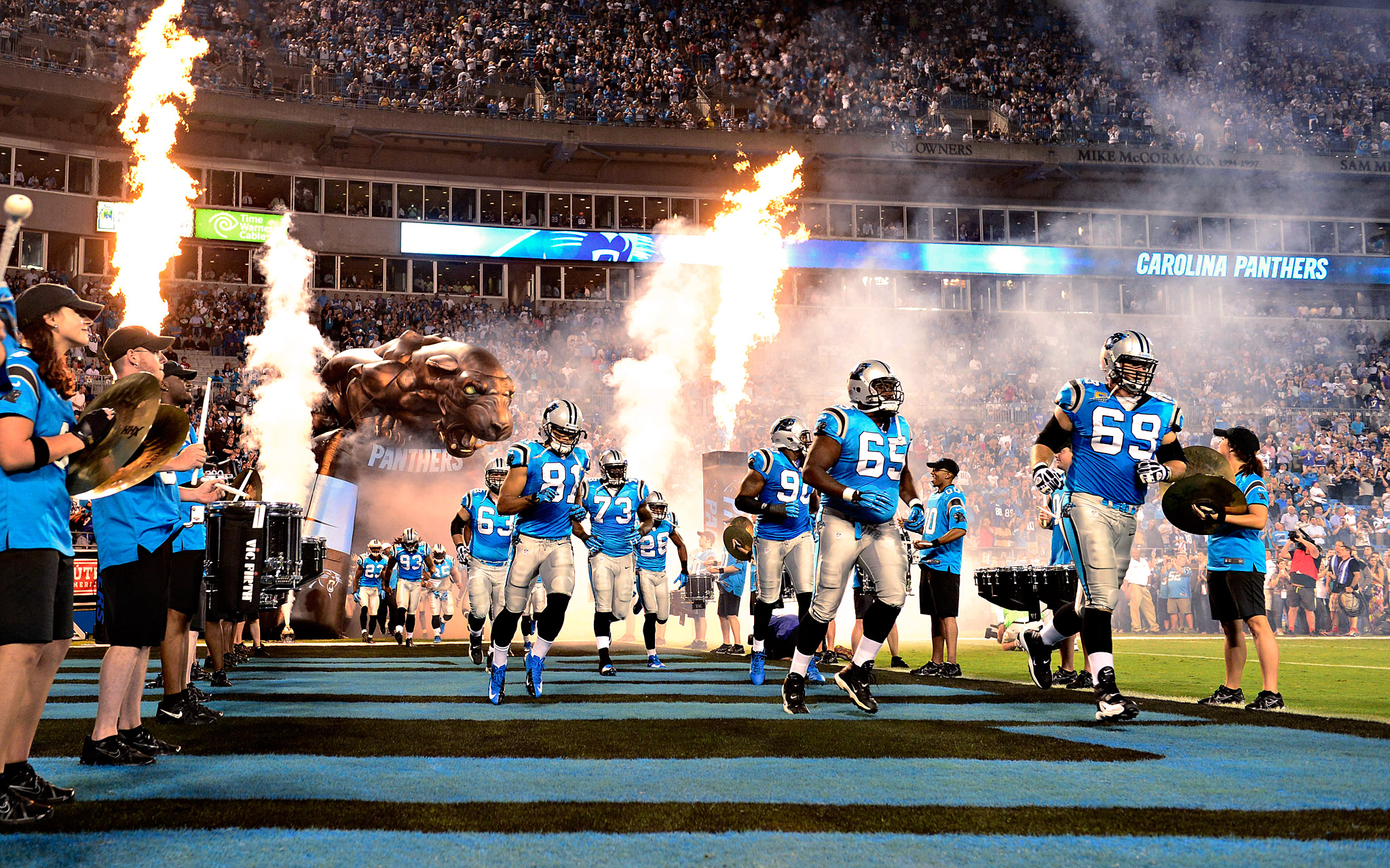 carolina panthers - HD 2048×1280