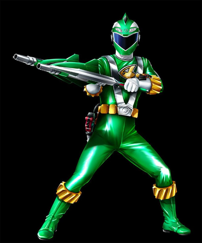 Green Power Ranger Wallpaper - WallpaperSafari