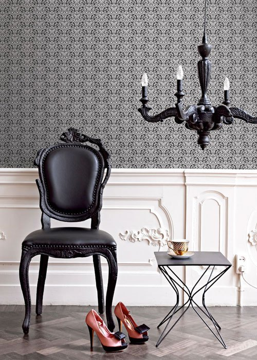 Do It Yourself How to Hang Paste The Wall Wallpaper 500x700