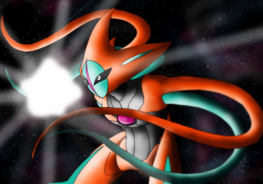 Image result for deoxys wallpaper