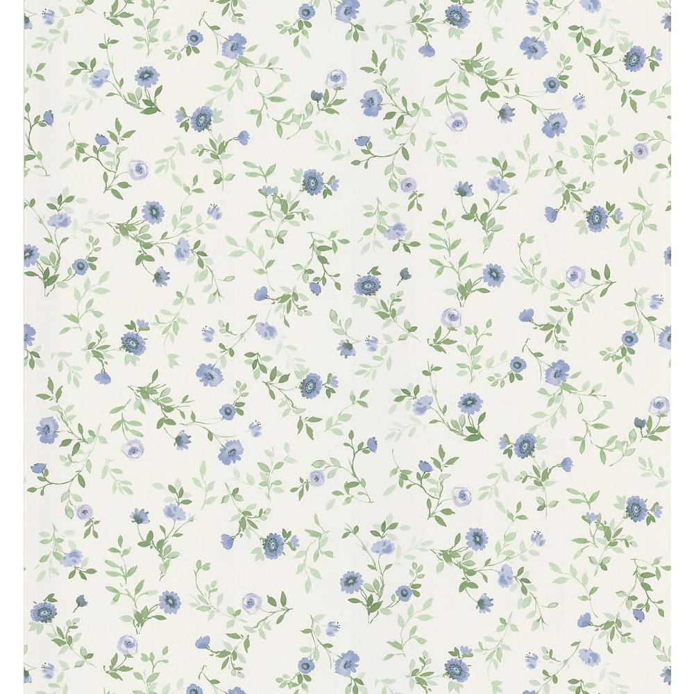 Brewster Wash Floral Wallpaper 403 49228   The Home Depot 1000x1000