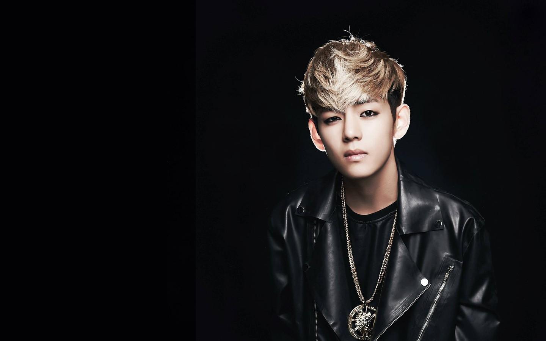 Kim Taehyung   V BTS Wallpaper 36738420 1440x900