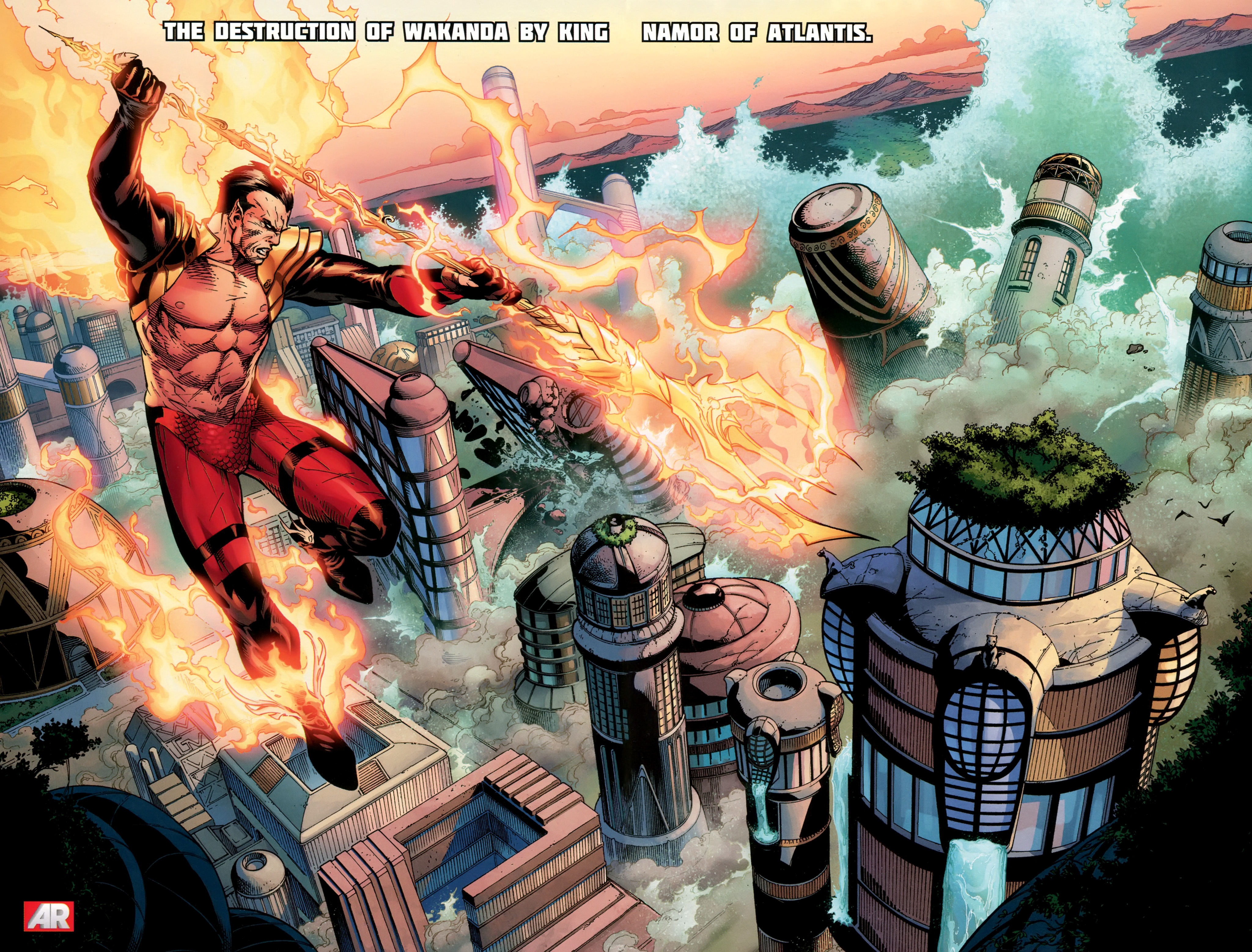 24 Namor the Sub Mariner HD Wallpapers Background Images 4096x3115