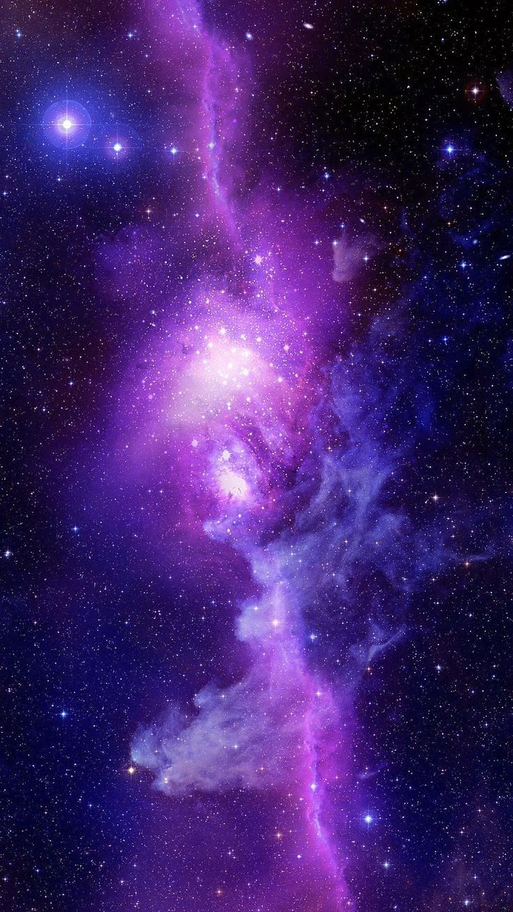Purple Aesthetic iPhone Wallpapers   Top Purple Aesthetic 736x1308