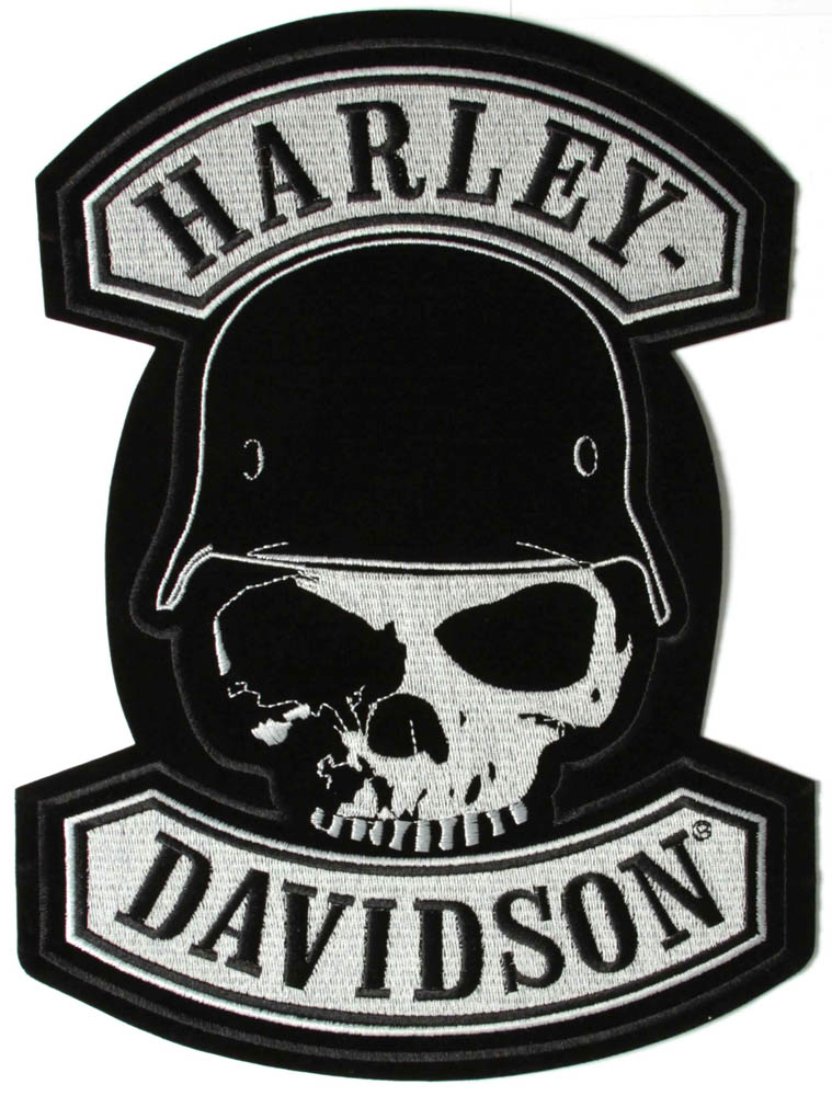 Fancy Car Logos >> Harley Skull Wallpaper - WallpaperSafari