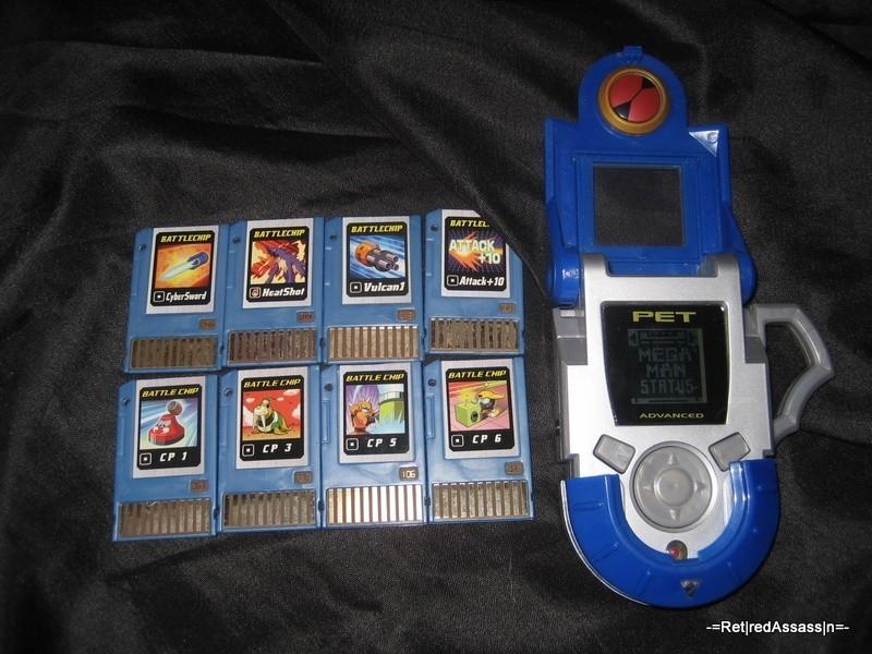 Pet Megaman 800x600