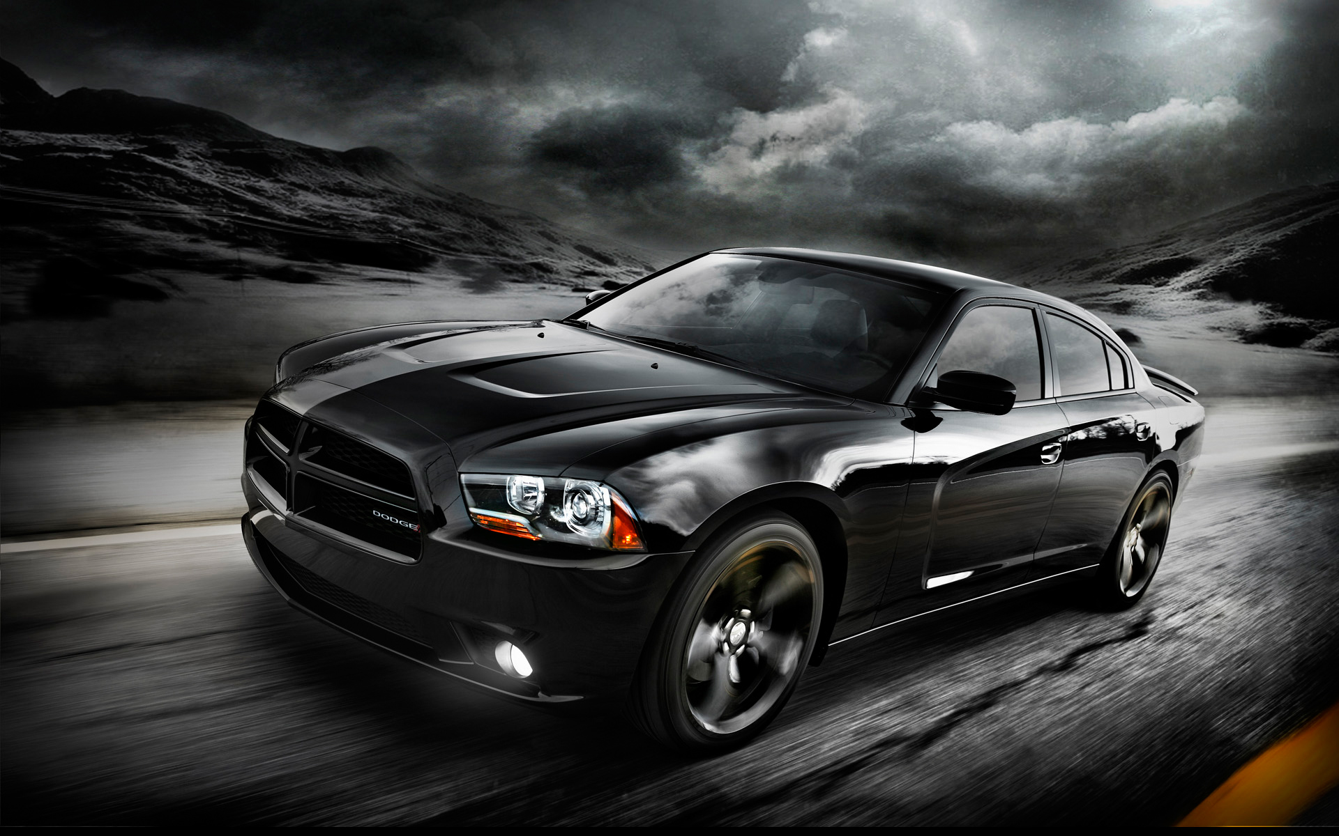 2012 Dodge Charger Wallpaper HD Car Wallpapers 1920x1200