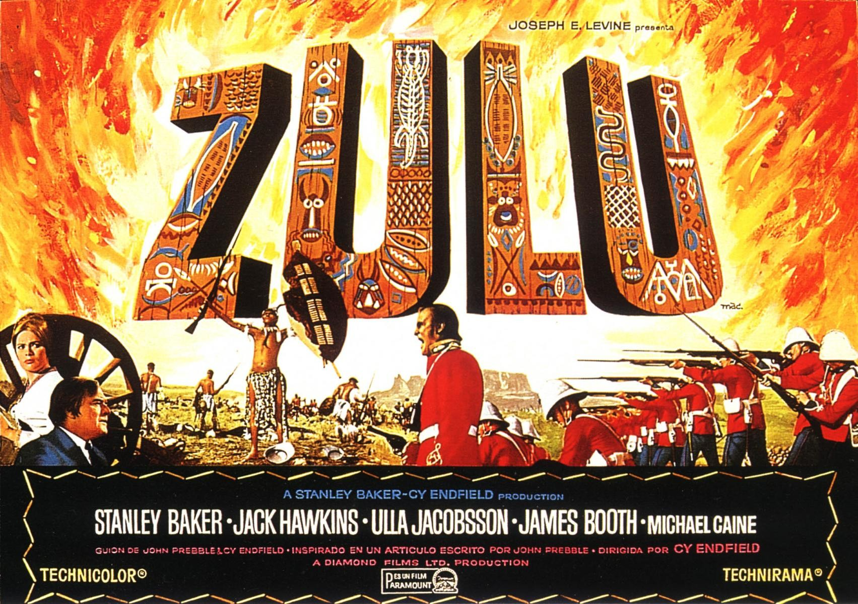 ZULU Making A Classic Accessible   Descriptive Video Works 1703x1200