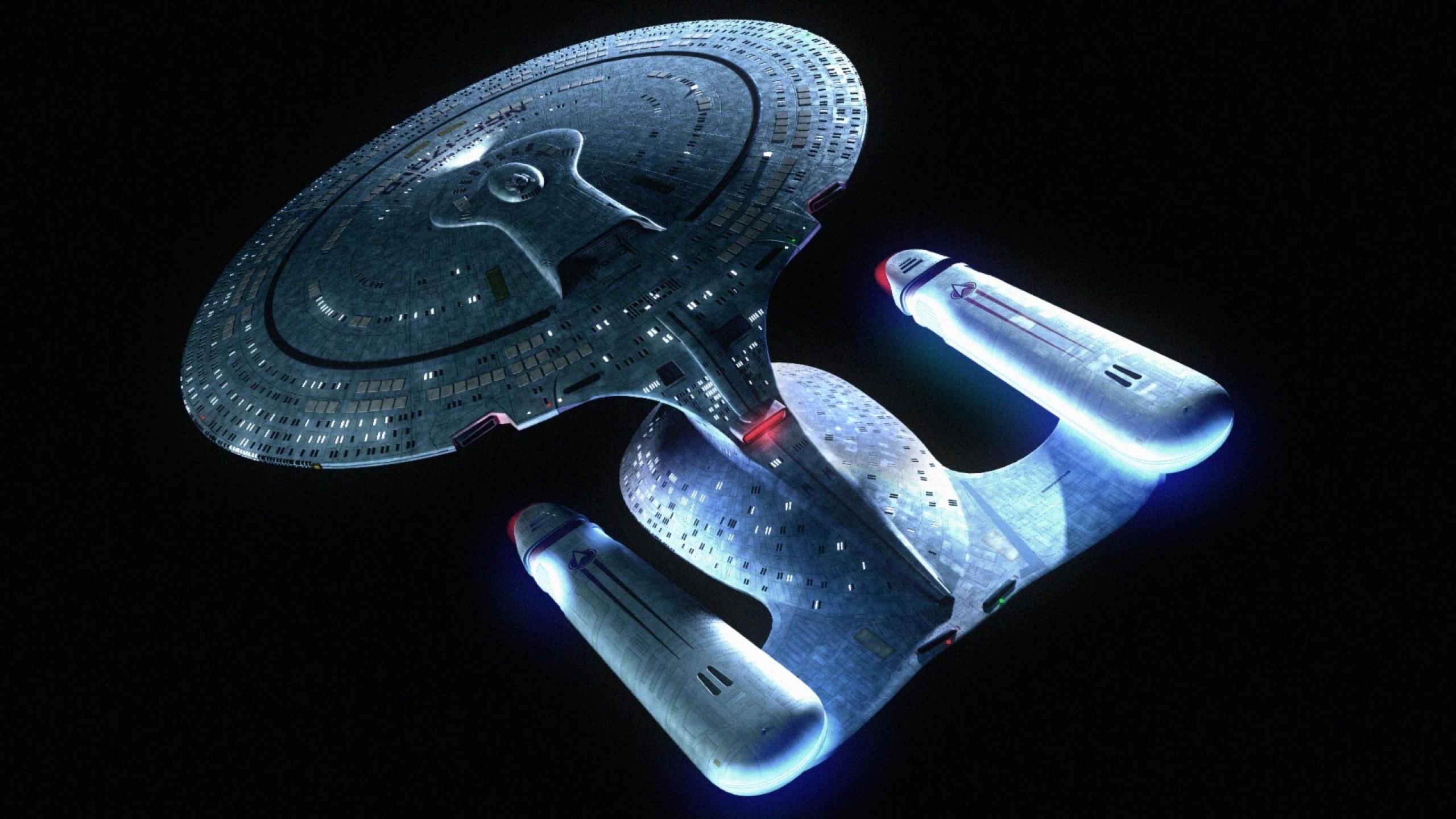 Pics Photos   Star Trek Enterprise Wallpaper High 2560x1440