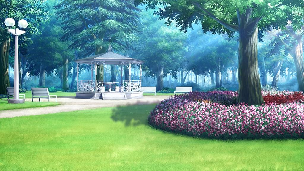 аниме парки картинки