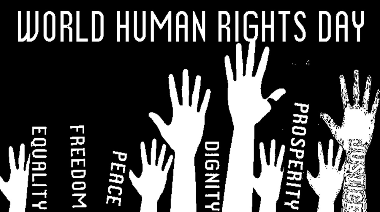 2016 Human Rights Day Image Wallpaper Cover Photo WhatsApp Dp 1280x716