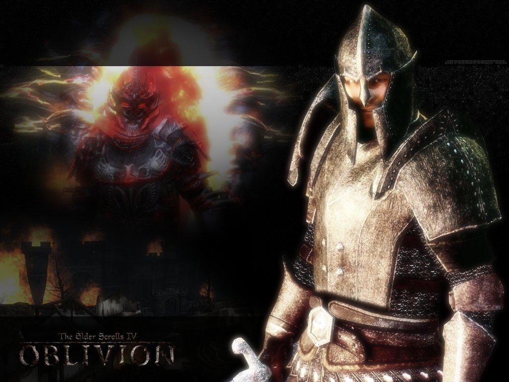 The Elder Scrolls IV Oblivion Wallpapers 1024x768