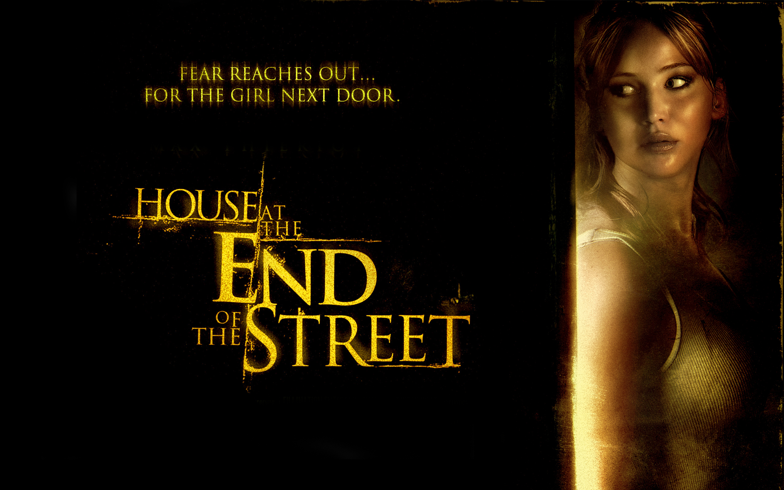 House at the End of the Street Movie Wallpapers HD Wallpapers 2560x1600